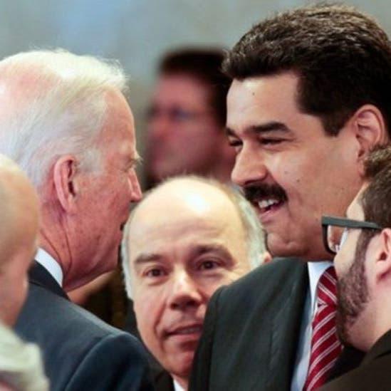 """بعد الحظر الاقتصادي.. فنزويلا تطرق باب """"بايدن"""" ومادورو يبادر"""