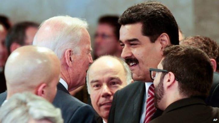 علاقات متوترة مع ترمب.. مادورو يسعى لمسار جديد مع بايدن