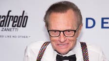 Profile: Larry King, television giant for half-century after 50,000 on-air interviews