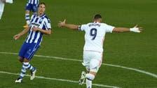 ريال مدريد يتعافى من خسارة الكأس برباعية ألافيس