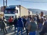 """فيديو لشاحنات إيرانية في لبنان.. والأهالي """"لسنا دويلة للفقيه"""""""