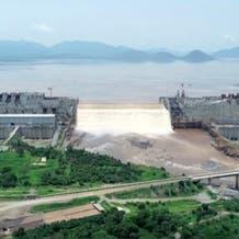 US envoy in Egypt for talks on Ethiopia's dam dispute