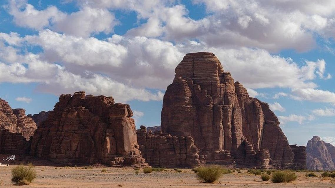 جبال حسمى الرملية رئيسية