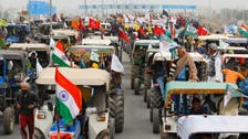 Indian farmer protests persist after standoff with police