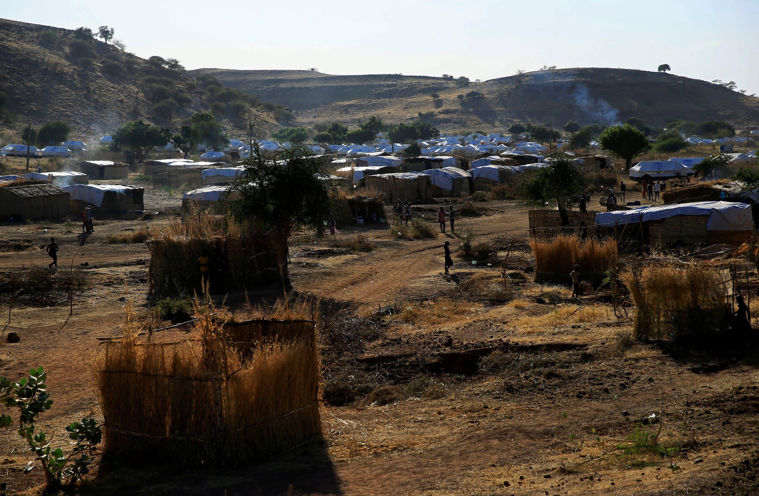 از منطقه Gedaref که یکشنبه شب توسط اتیوپی بمباران شد