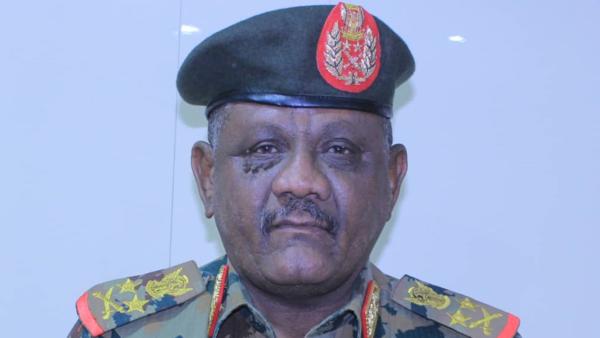 رئيس الأركان السوداني يتفقد الحدود مع إثيوبيا بعد قصف ليلي