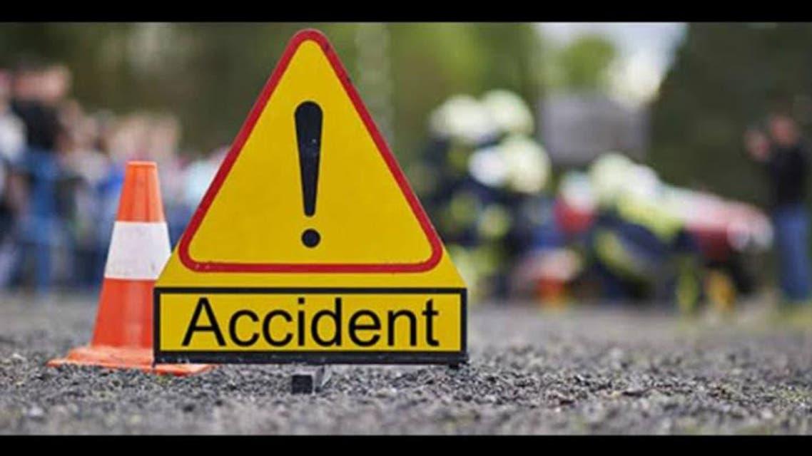 Pakistan  traffic accident