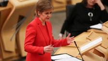 Scotland's Sturgeon vows to hold 'legal' independence vote