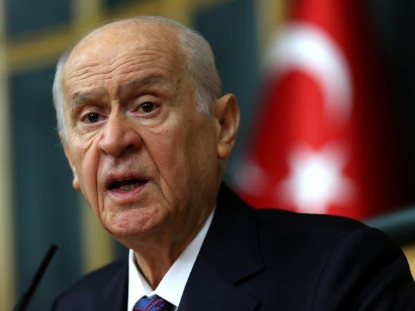 حليف أردوغان يجدد دعوته لإغلاق حزب تركي معارض