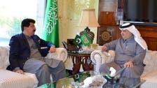 سعودی عرب کا ہر مشکل وقت میں پاکستان کا ساتھ فراموش نہیں کر سکتے: سنجرانی