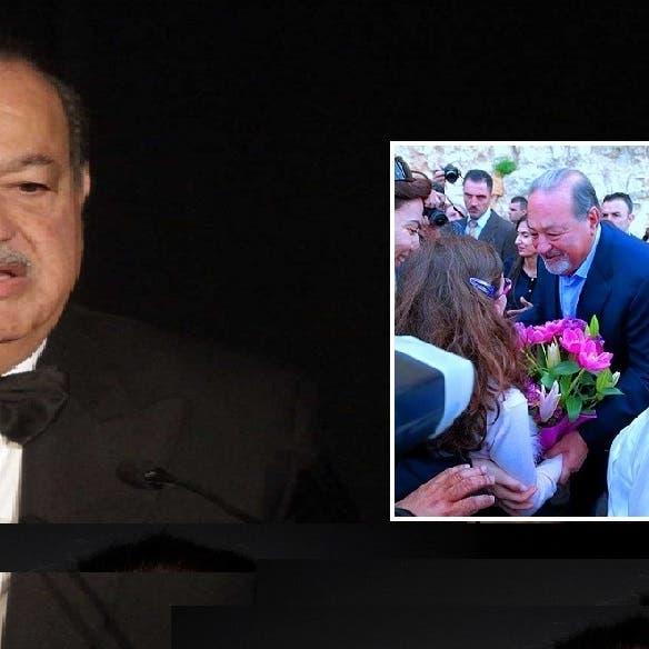 كورونا يهدد الملياردير اللبناني الأصل كارلوس سليم حلو