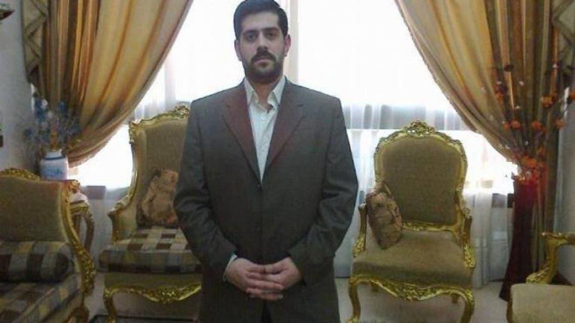 أحمد نجل  محمد مرسي