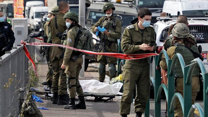 Israeli troops shoot dead Palestinian in alleged knife attack in occupied West Bank