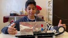 روبوٹ ٹکنالوجی میں مسلسل تیسرا عالمی مقابلہ جیتنے والا نو خیز سعودی سائنسدان