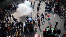 Farmer protests erupt in New Delhi on Republic Day