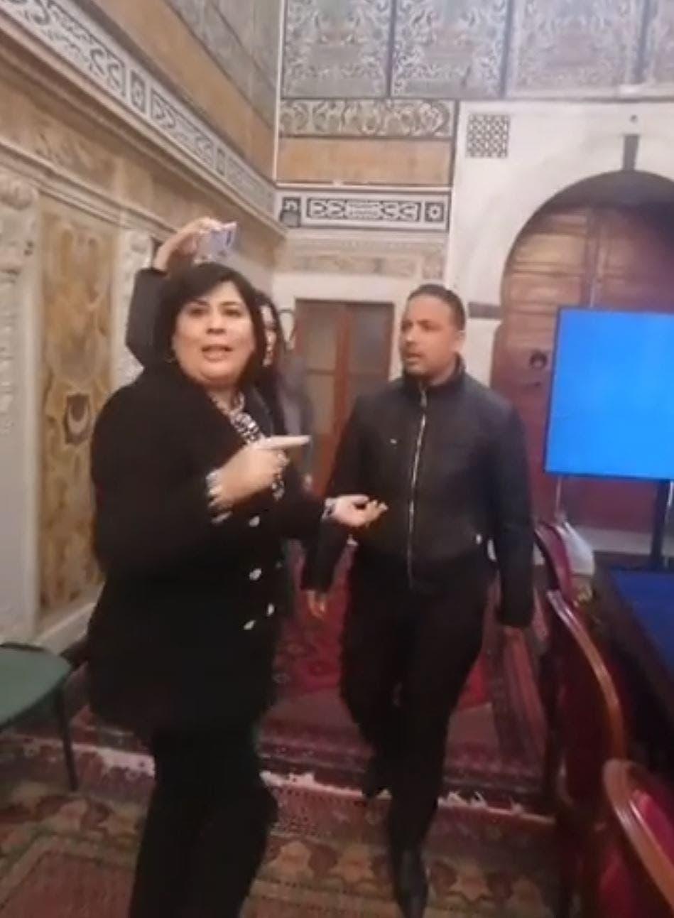 عکسهای حمله سیف الدین محلف به ابیر موسی