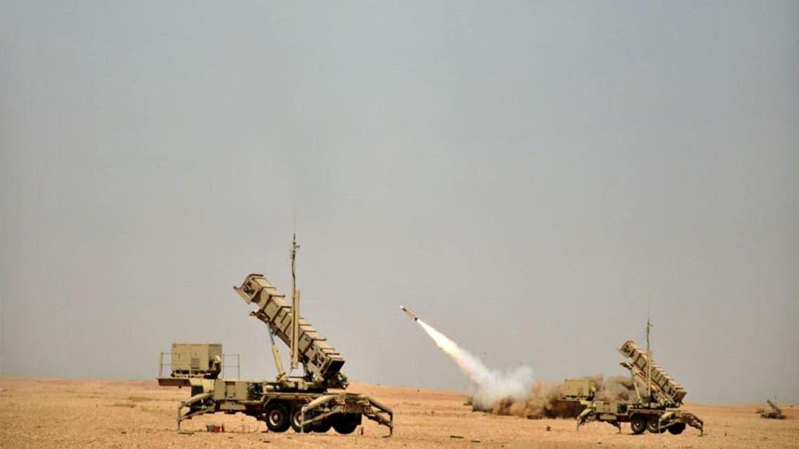 Saudi Defence system