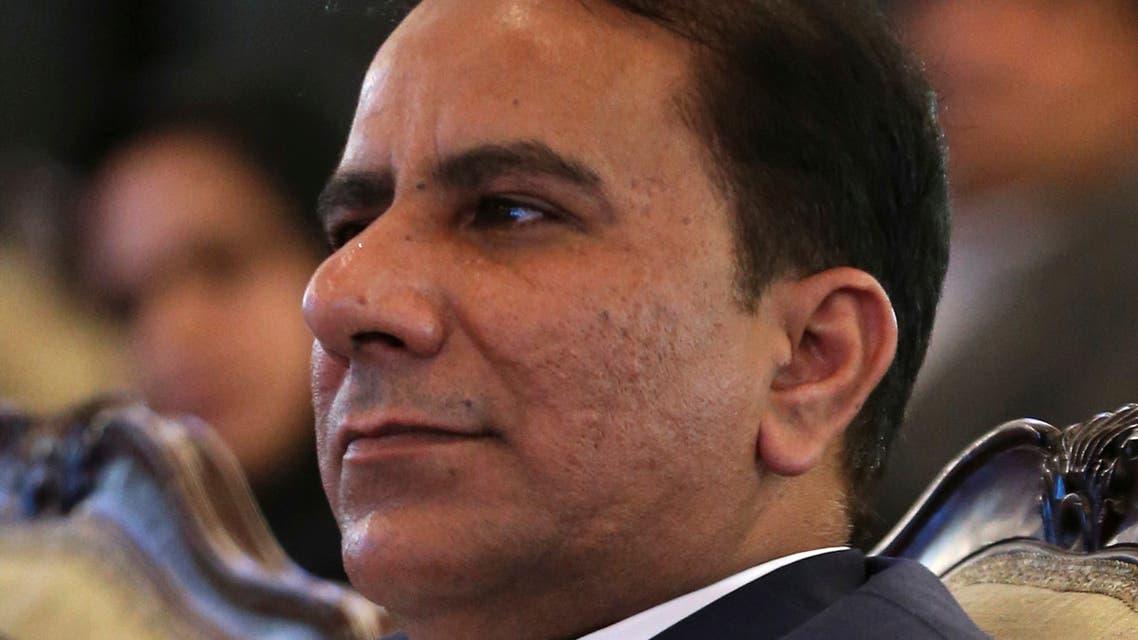 Mahdi Jahangiri, brother of the country's senior vice president Eshaq Jahangiri. (AP)