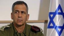 اسرائیلی آرمی چیف کی آیندہ جنگ میں ایران ،حزب اللہ اور حماس کو سخت ردِّعمل کی دھمکی
