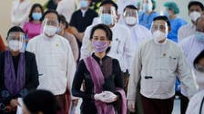 Myanmar launches COVID-19 vaccination program, prioritizing frontline workers