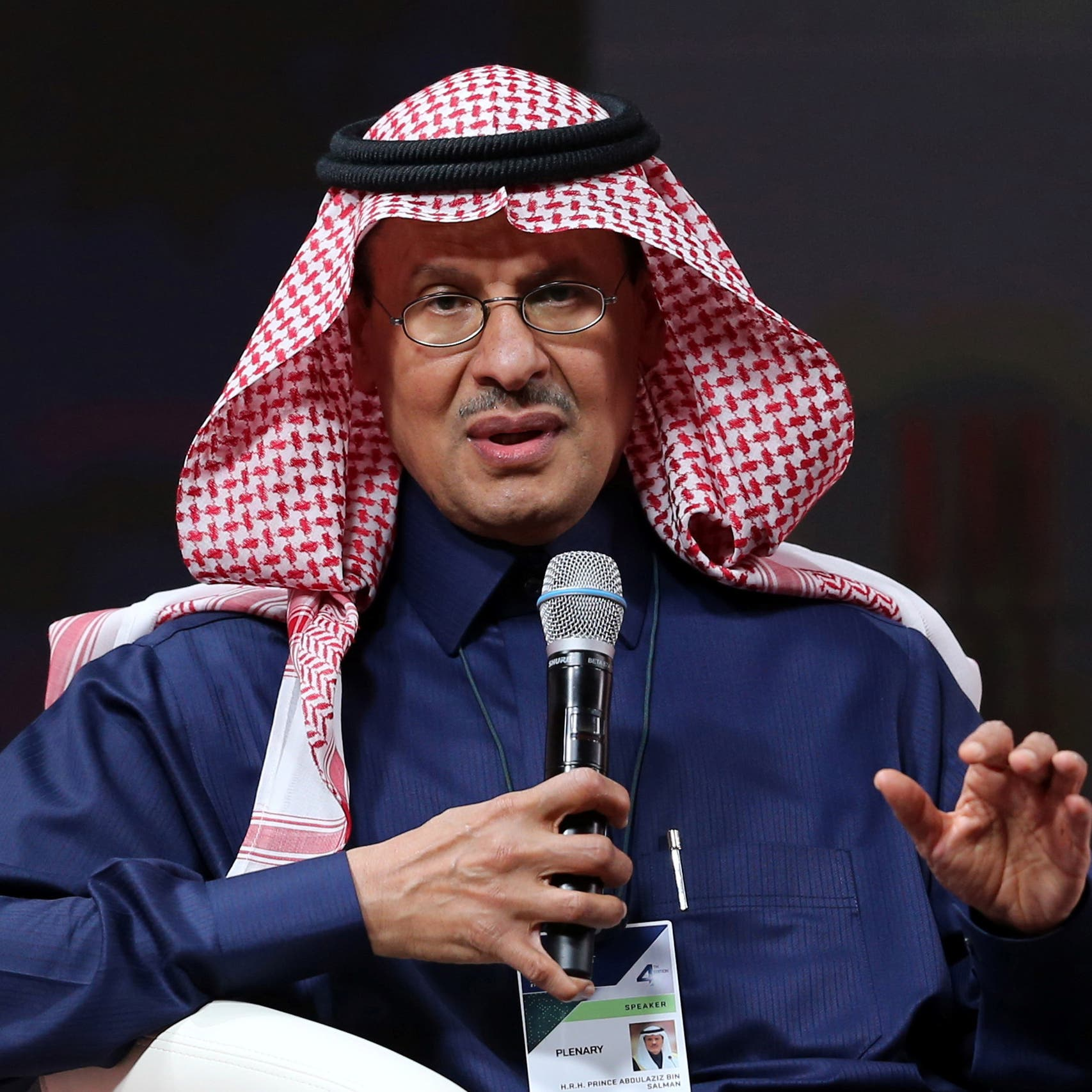 وزير الطاقة يكشف خطط السعودية لمكافحة التغير المناخي