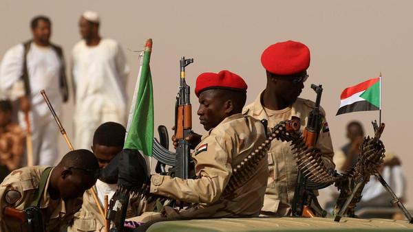 ہماری فوج اپنے علاقے میں ہے، ایتھوپیا میں داخل نہیں ہوئی: سوڈان
