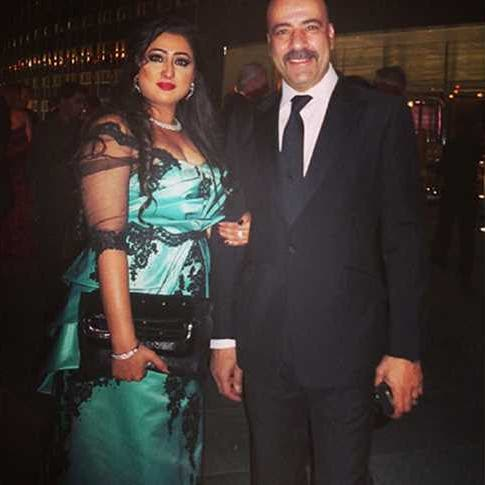 """""""محمد سعد وزوجته"""".. صورة تثير ضجة!"""