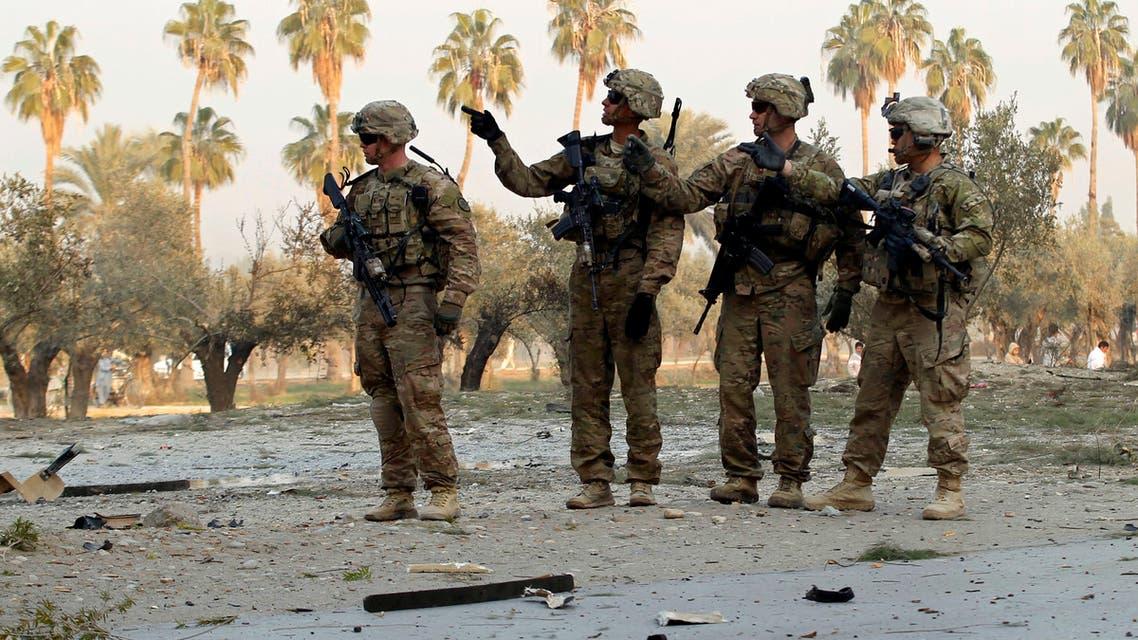 جنود أميركيون في أفغامنستان (أرشيفية- رويترز)
