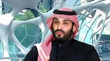 سعودی ولی عہد کی 'گرین مڈل ایسٹ' منصوبے پر خلیجی ممالک کی قیادت سے بات چیت