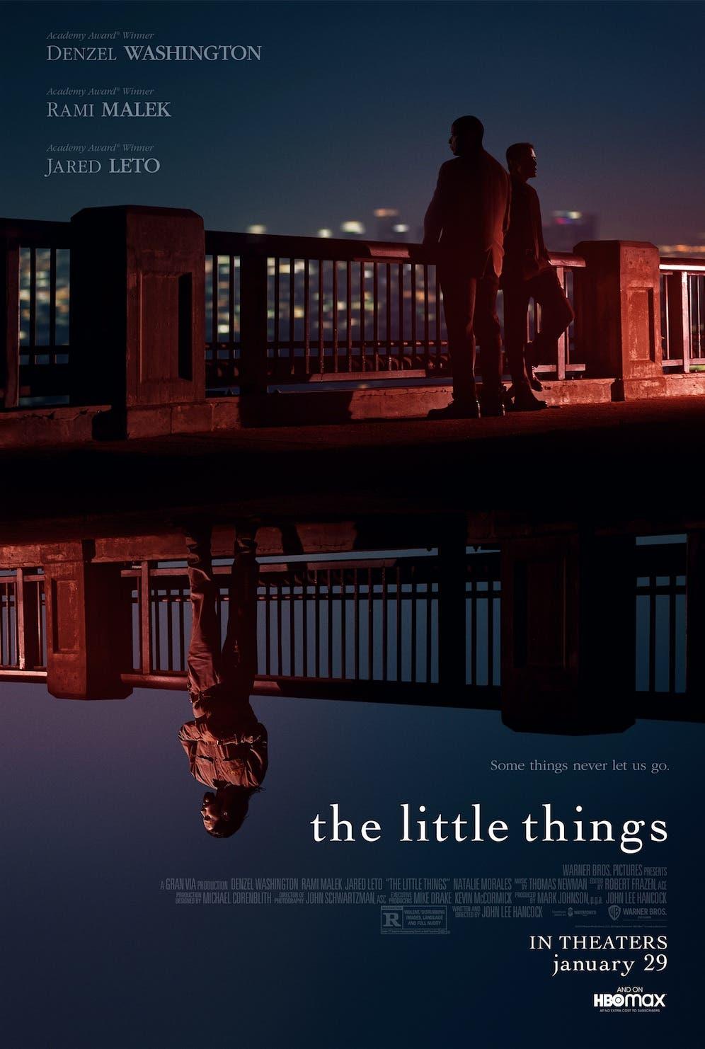 """ملصق آخر لفيلم """"ذي ليتل ثينغز"""""""
