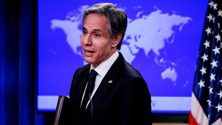 US will continue to work with Israel to advance regional peace: US Secretary of State