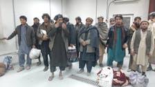 نیروهای ارتش افغان 32 نفر را از زندان طالبان رها کردند