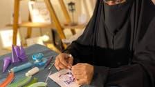 سعودی معلمہ نے عالمی فائن آرٹ کو کیسے دوبارہ زندہ کیا؟