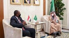 سعودی عرب اور سوڈان کے وزرائے خارجہ میں دو طرفہ تعلقات پر تبادلہ خیال