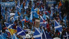 UK PM Johnson heads to Scotland amid fears of break up of UK