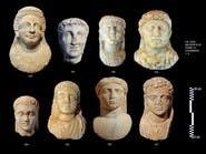 بالصور.. الكشف عن 16 قطعة أثرية جديدة بالإسكندرية