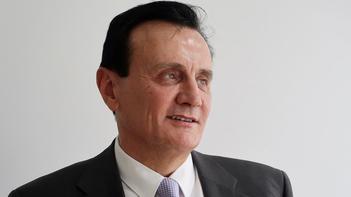 File photo of Pascal Soriot, chief executive officer of pharmaceutical company AstraZeneca. (Reuters)