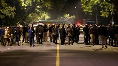 الشرطة الهندية: انفجار صغير قرب السفارة الإسرائيلية
