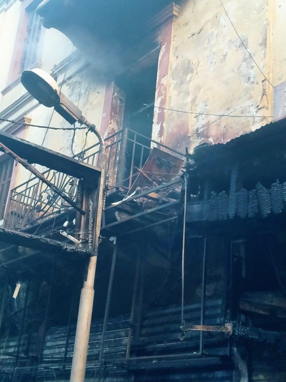 من حريق سوق التوفيقية
