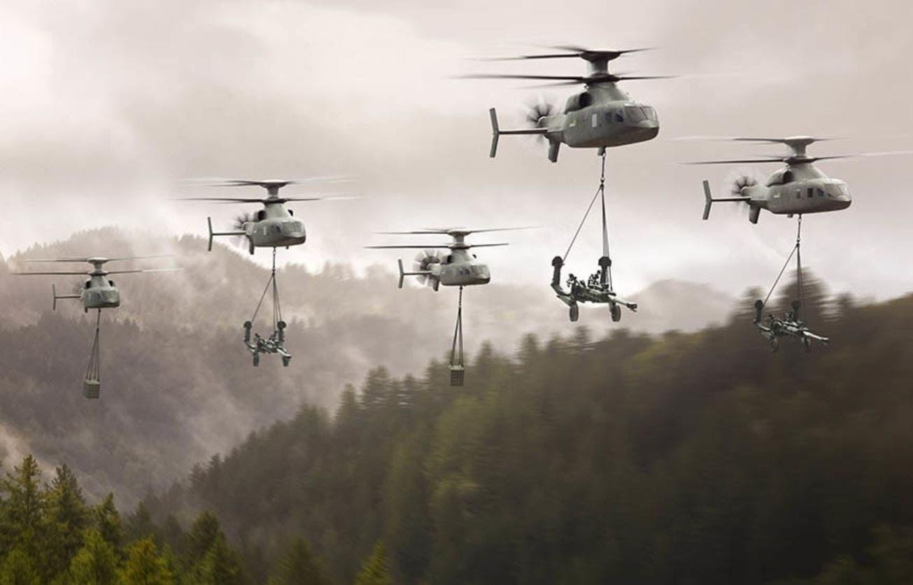 """هليكوبتر """"المُتحدي إكس"""""""