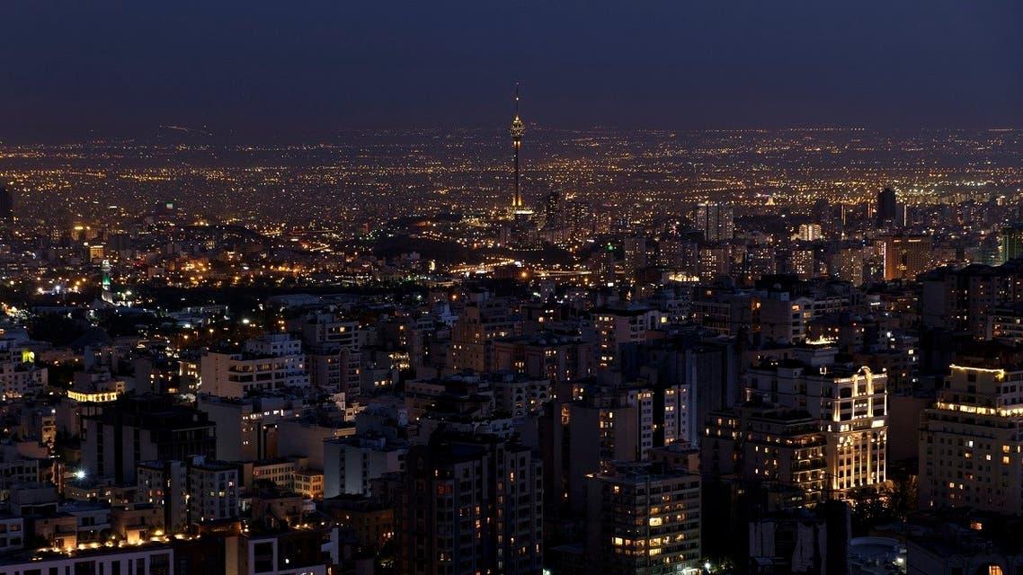 Panoramic cityscape and skyline of Tehran capital of Iran. (FarzadFrames via iStock)