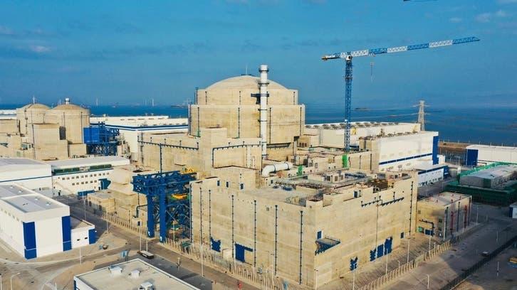 أول وحدة من مفاعل نووي صيني من الجيل الثالث تبدأ عملياتها