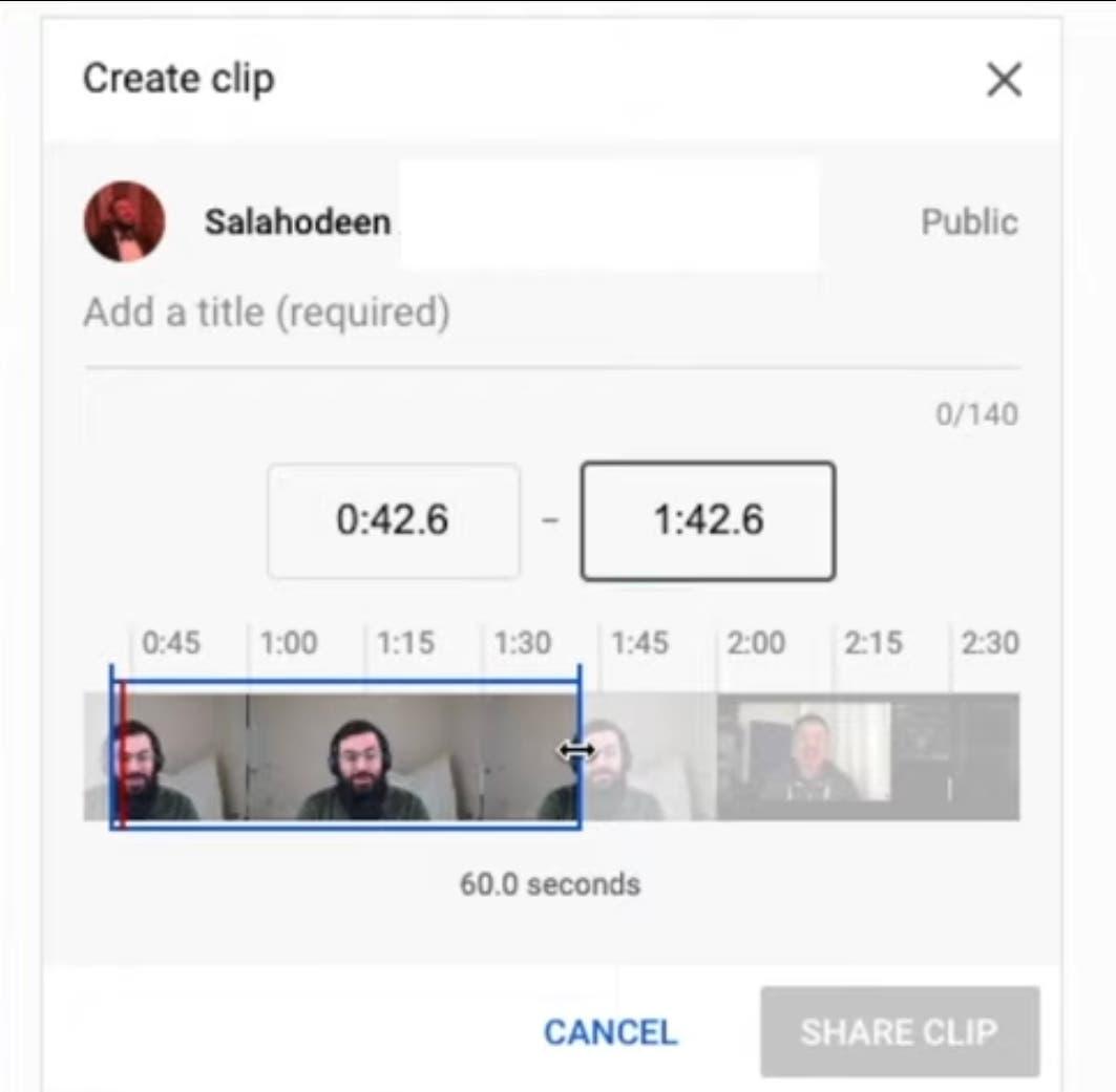كيفية عمل الفيديوهات القصيرة