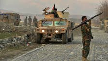At least eight Afghan security personnel killed in Taliban attack