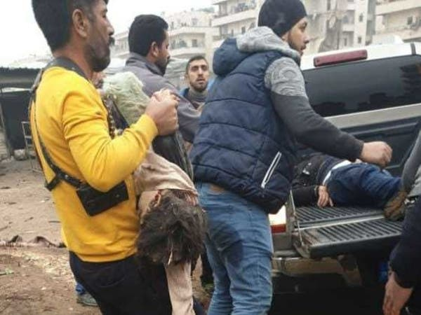 المرصد السوري: 6 قتلى و14 جريحاً جراء انفجار في عفرين