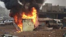 شام : شمالی شہرعفرین میں اسپتال پرتوپ خانے سے حملہ، 16 افراد ہلاک