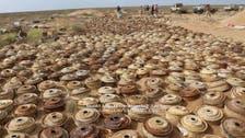 الجيش اليمني يتلف 5000 لغم ومتفجرة زرعها الحوثيون في حجة