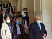 ظريف يحرض طالبان: أميركا ليست وسيطاً جيداً