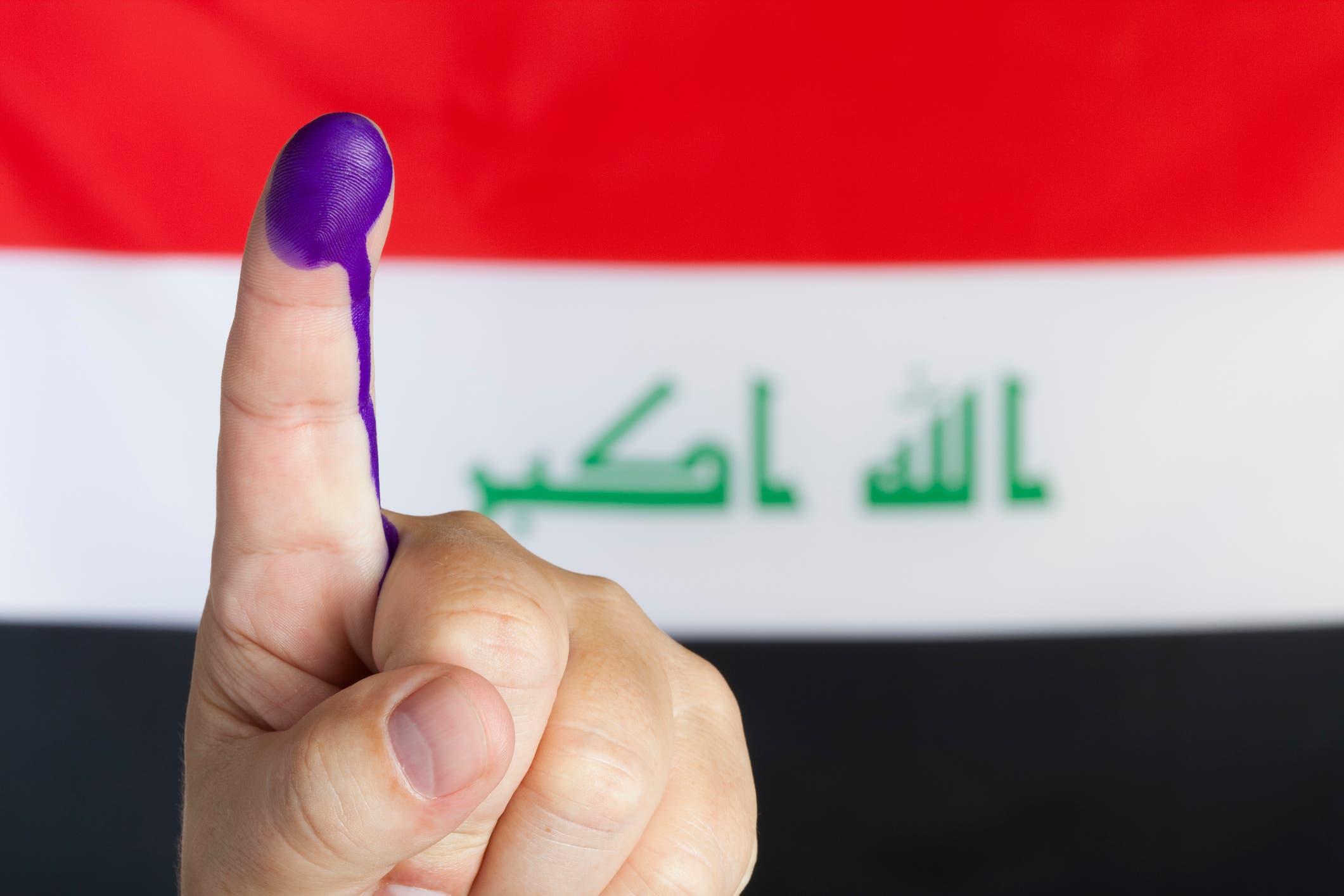 انتخابات في العراق (فرانس برس)