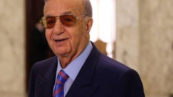 وفاة النائب اللبناني المخضرم ميشال المر بفيروس كورونا